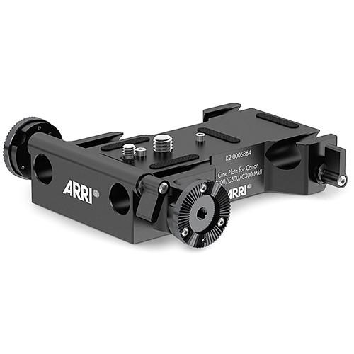 ARRI Cine Plate for Canon C300 Mark II