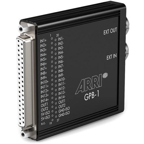 ARRI GPB-1 General Purpose IO Box