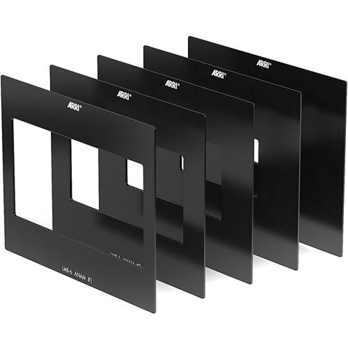 ARRI Anamorphic Matte for LMB-6 Matte Box (5-Pack)