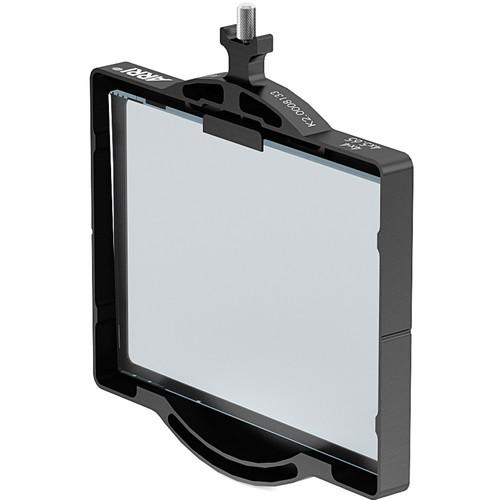 "ARRI 4 x 5.65"" Anti Reflection Filter Frame for Select ARRI Matte Boxes (Non-Geared)"