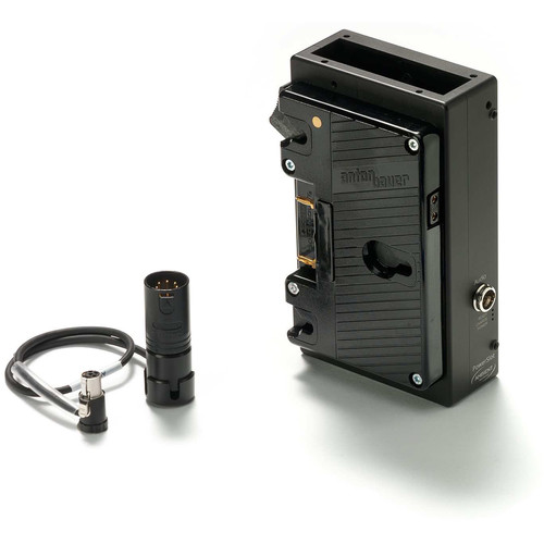 ARRI Ambient Power Slot for AMIRA Gold Mount AB Batteries