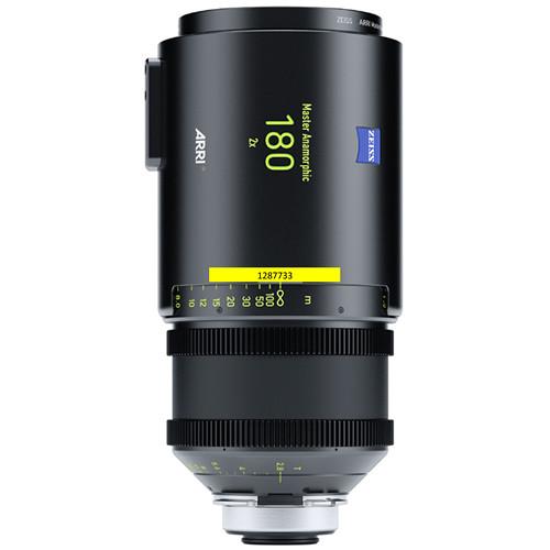 ARRI Master Anamorphic 180mm T2.8 M Lens