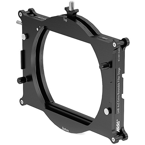 ARRI Extra 360-Degree Rotatable Third Filter Stage with Integrated Tray Catcher for LMB 4x5 Matte Box