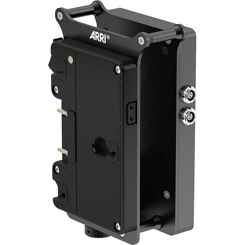 ARRI BAC-G Gold Mount Battery Adapter Cage for WVT-1 Transmitter