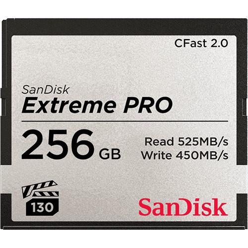 ARRI 256GB Extreme PRO CFast 2.0 Memory Card