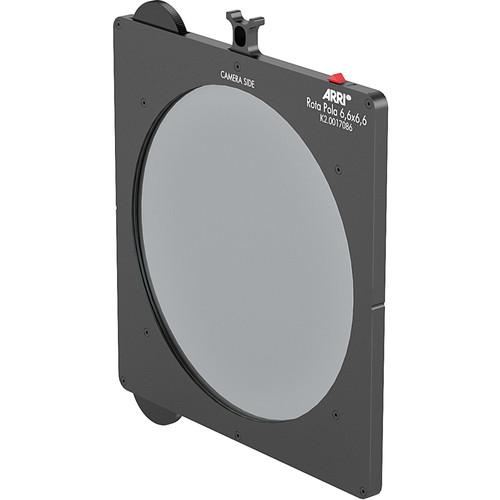 ARRI Rota Pola Filter Frame 6.6x6.6