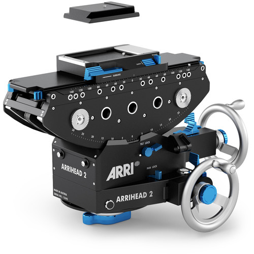 ARRIHEAD 2 Production Tripod Head for 35mm Cameras