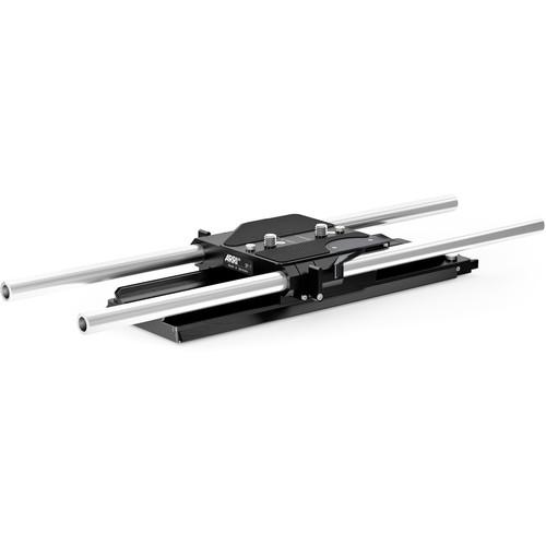 "ARRI BP-9 Bridge Plate Kit with 12"" Dovetail Plate & 15mm Rods (17"")"