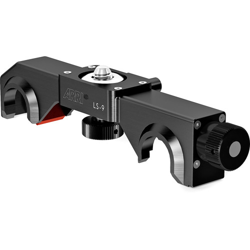 ARRI LS-9 Lens Support for 19mm Studio Bridge Plate