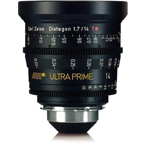 ARRI Ultra Prime 14mm T1.9 M Lens