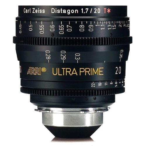 ARRI Ultra Prime 20mm T1.9 M Lens