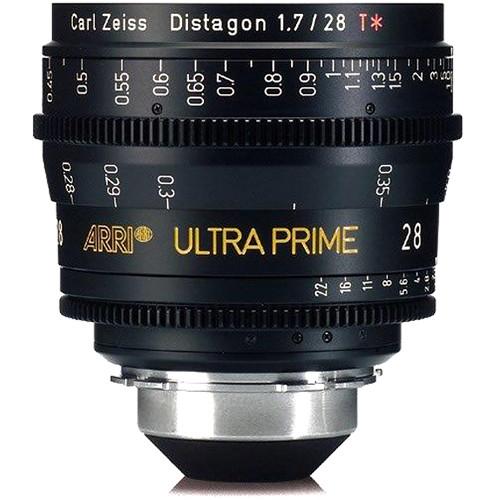 ARRI Ultra Prime 28mm T1.9 M Lens