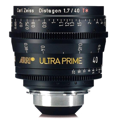 ARRI Ultra Prime 40mm T1.9 M Lens