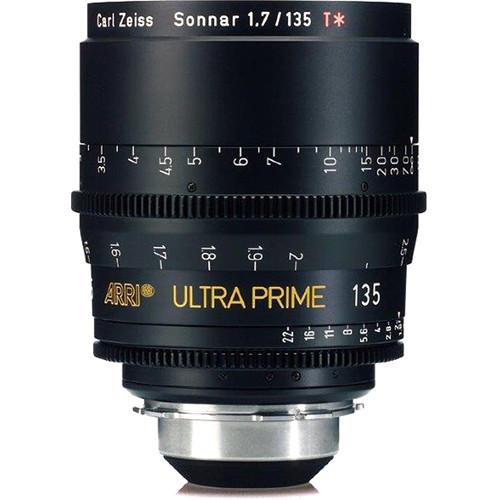 ARRI Ultra Prime 135mm T1.9 M Lens