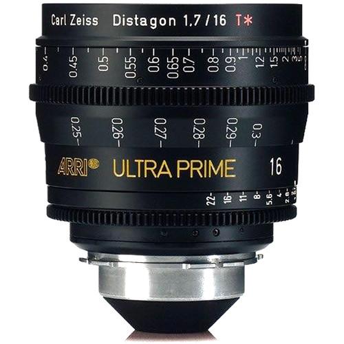 ARRI Ultra Prime 16mm T1.9 F Lens