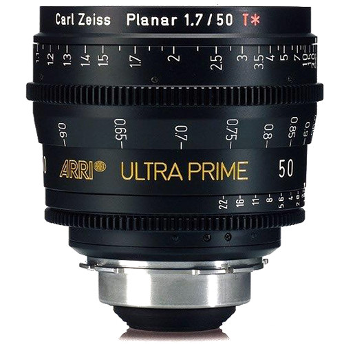 ARRI Ultra Prime 50mm T1.9 F Lens
