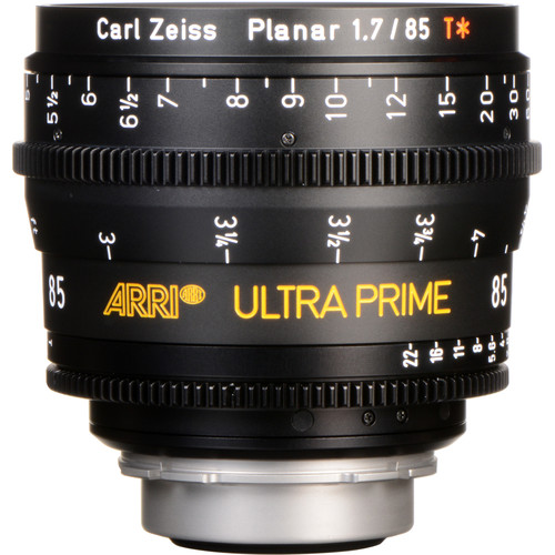 ARRI Ultra Prime 85mm T1.9 F Lens (PL, Feet)