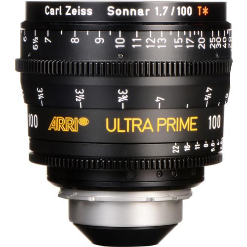 ARRI Ultra Prime 100mm T1.9 Lens (PL, Feet)