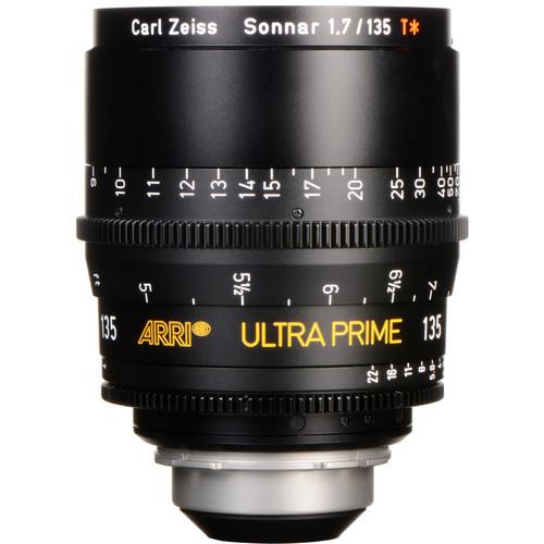 ARRI Ultra Prime 135mm T1.9 F Lens