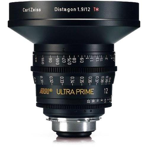 ARRI Ultra Prime 12mm T2.0 M Lens