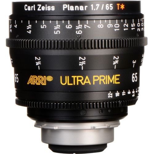 ARRI Ultra Prime 65mm T1.9 F Lens (PL, Feet)