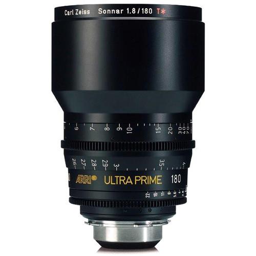 ARRI Ultra Prime 180mm T1.9 M Lens