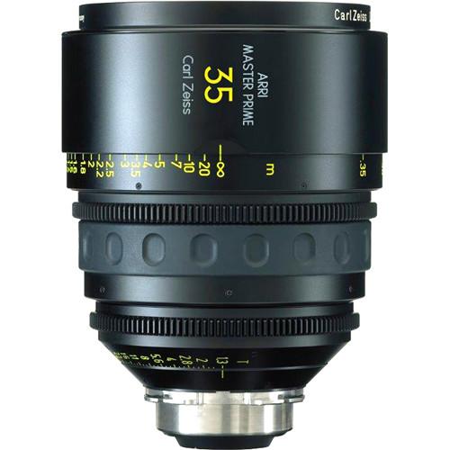 ARRI 35mm Master Prime Lens (PL, Meters)