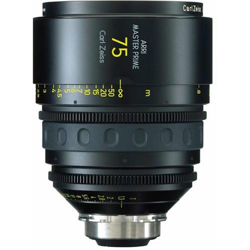 ARRI 75mm Master Prime Lens (PL, Meters)