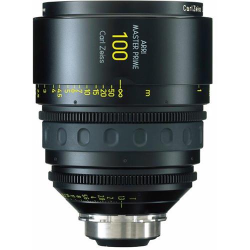 ARRI 100mm Master Prime Lens (PL, Meters)