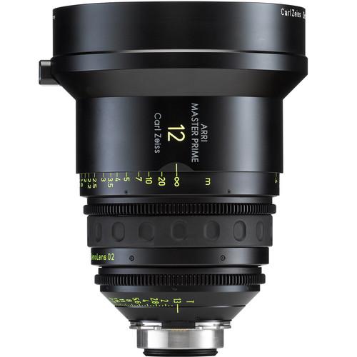 ARRI 12mm Master Prime Lens (PL LDS, Meters)