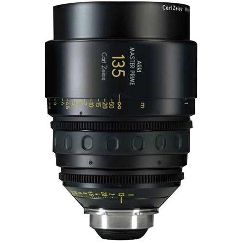 ARRI 135mm Master Prime Lens (PL, Meters)