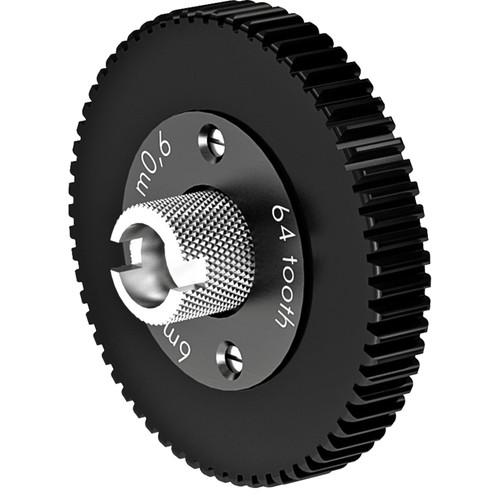 ARRI Follow Focus Gear for Fujinon ENG Lenses (0.6 Mod, 64 Teeth)