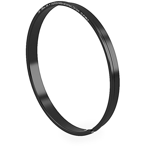 ARRI R7 Clamp-On Reduction Ring for Fujinon HAe3x5 (130 to 128mm, Wide-Angle)
