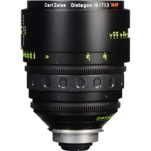 ARRI 16mm Master Prime Lens (PL, Feet)