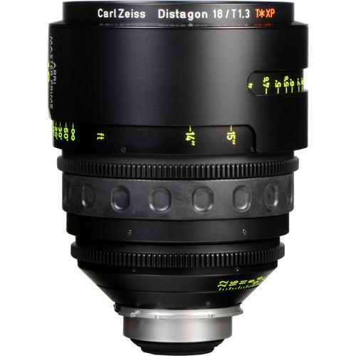 ARRI 18mm Master Prime Lens (PL, Feet)