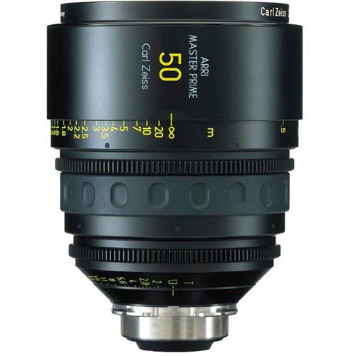 ARRI 50mm Master Prime Lens (PL, Feet)