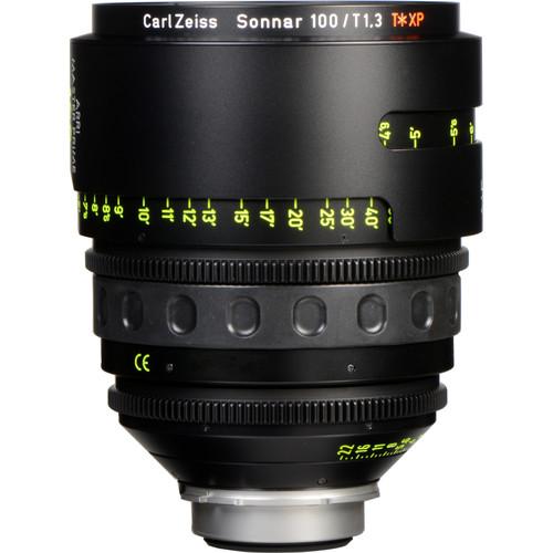 ARRI 100mm Master Prime Lens (PL, Feet)