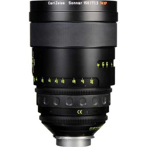 Arri 150mm Master Prime Lens (PL LDS, Feet)