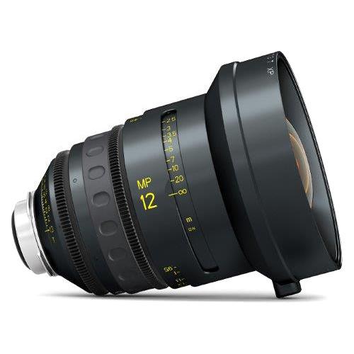 ARRI 12mm Master Prime Lens (PL LDS, Feet)