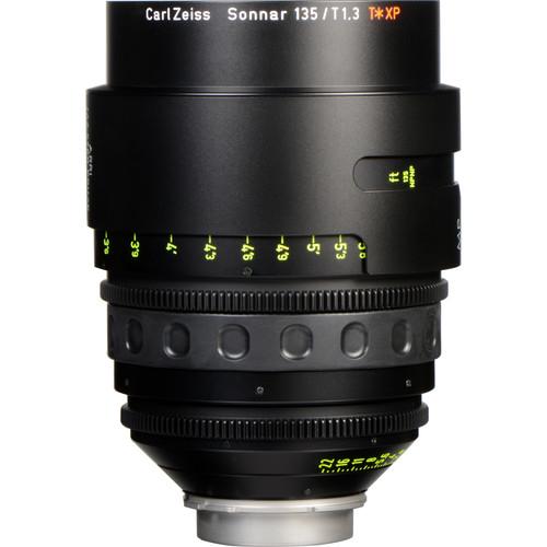 ARRI 135mm Master Prime Lens (PL, Feet)
