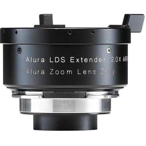 ARRI Alura LDS Extender 2x Lens for ARRI/Fujinon Alura Zoom Lenses & More