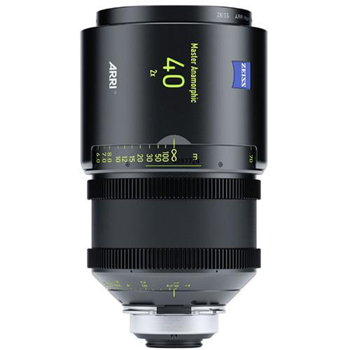 ARRI 40mm T1.9 Master Anamorphic Lens (PL, Feet)