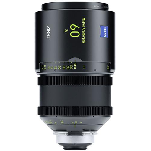 ARRI 60mm T1.9 Master Anamorphic Lens (PL, Feet)
