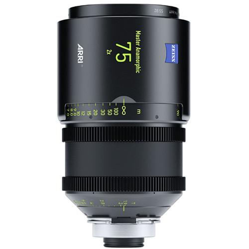 ARRI Master Anamorphic 75mm T1.9 M Lens