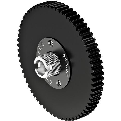 ARRI Follow Focus Metric Module Gear (64 Teeth, 0.8/32 Pitch)
