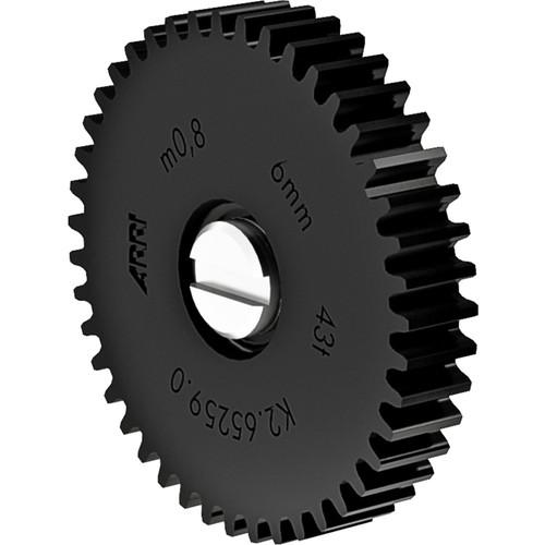 ARRI Follow Focus Gear (0.8 Mod, 43 Teeth)
