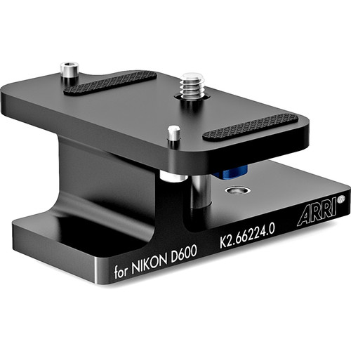 ARRI MBP-3 Adapter Plate for Nikon D600