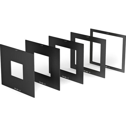 ARRI Set of Mattes for LMB-6 Matte Box (5-Pack)