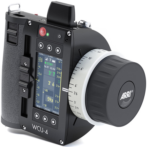 ARRI WCU-4 Wireless Compact Unit for 3-Axis Lens & Camera Control
