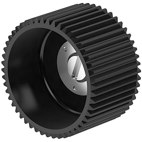 ARRI CLM-4 m0.8/32 Pitch & 50 Teeth 25mm Wide Gear with Metal Gear Flange for Moving Lens Barrels